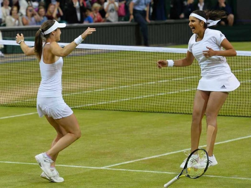 Sania Mirza, Indias Superwoman, Soars to New Heights With Wimbledon Crown