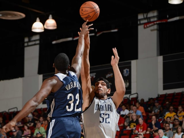 Satnam Singh Happy With Early Opportunities in NBA