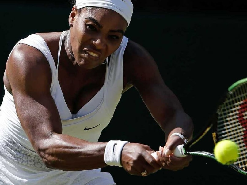 Wimbledon Women's Final: Serena Williams Looks to Close in on Steffi Graf Record