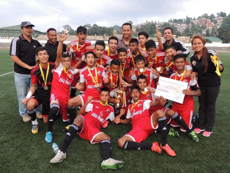 Lajong Win U-19 Shillong Premier League