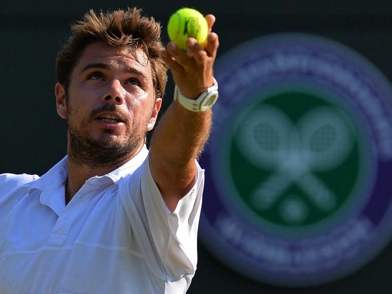 Stan Wawrinka  Wimbledon 2015