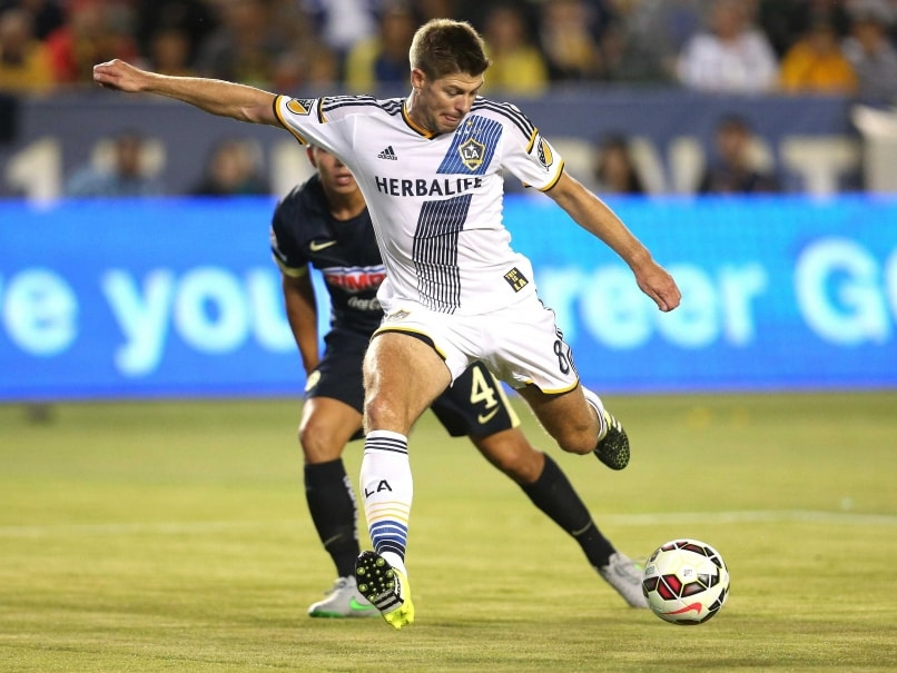 Winning Start for Steven Gerrard on LA Galaxy Debut