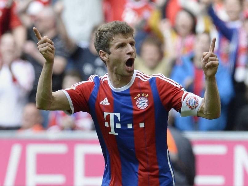 Bundesliga: Thomas Muller Eyes Return For Bayern Munich's Hertha Showdown