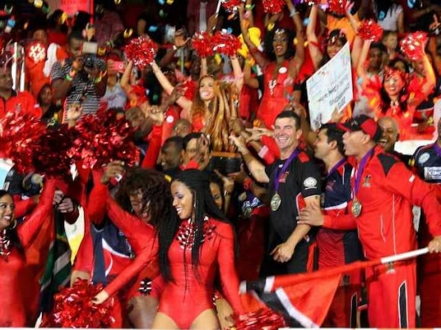 Its a Miracle Our Team Trinidad and Tobago Won CPL: Juhi Chawla