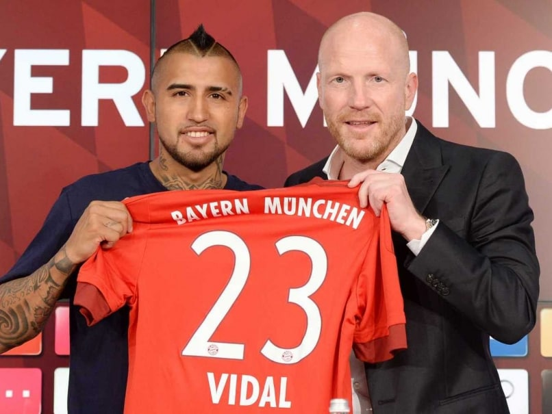 Big Transfer Fees Put Too Much Pressure on Players: Arturo Vidal