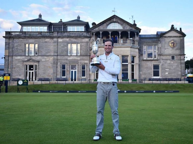 Tale of Two Golf Courses for British Open Champion Zach Johnson