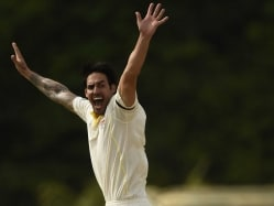 The Ashes: Mitchell Johnson Eyes Mentor Dennis Lillee's Record
