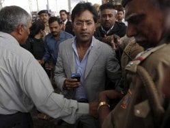 Lalit Modi Gets ED Summons in Alleged Money-Laundering Case