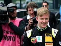 Michael Schumacher's son Mick Finishes Third on Indian Debut
