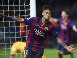 Neymar in Race to be Fit For Club World Cup Final