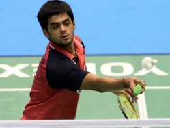 B Sai Praneeth Confident of Winning a Big Title
