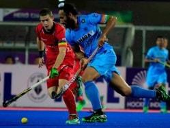 Indian Hockey Team Endures Roller-Coaster Ride in 2015