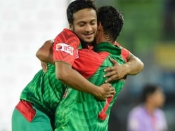 Shakib Al Hasan Ranked As World