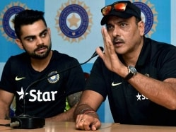 Ravi Shastri, Anil Kumble To be Interviewed For Post of Indian Coach