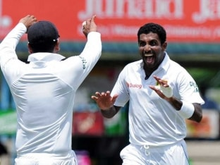 Sri Lanka's Dhammika Prasad Ruled Out of First Test Against England