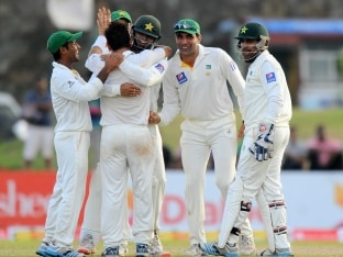 Rain Sees Pakistan Draw With Sussex