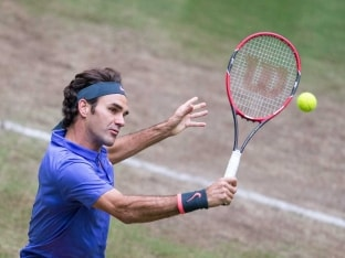 Roger Federer Trumps Andreas Seppi for Eighth Halle Title
