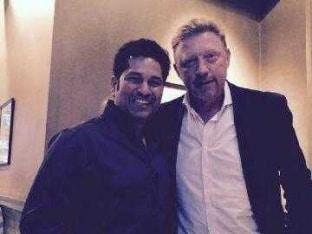 Sachin Tendulkar Meets the Superstar Who Inspired Him as a Child