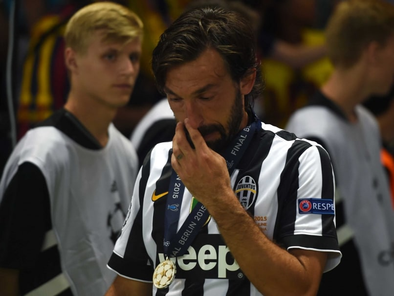 Tears Were For Loss, Not Quiting Juventus, Reveals Andrea Pirlo