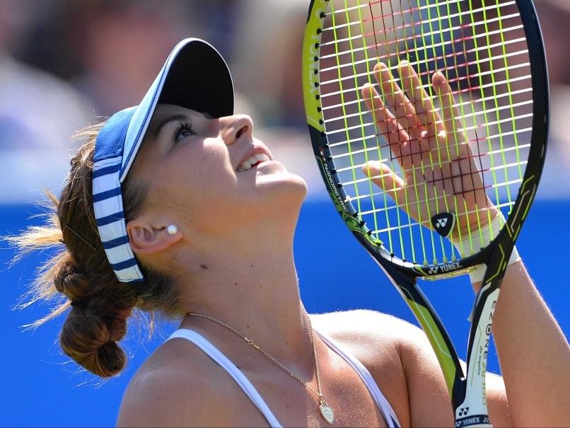 Belinda Bencic Stuns Ana Ivanovic to Set Up Rogers Cup Semis vs Serena Williams