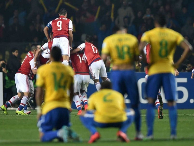 Copa America: Brazil Coach Dunga Blames Mystery Virus for Loss to Paraguay