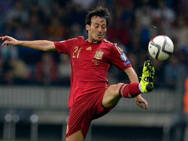 David Silva Shines as Spain Down Belarus in Euro 2016 Qualifier