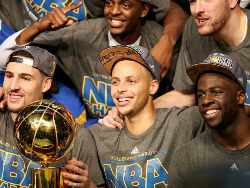 Golden State Warriors Beat Cleveland Cavaliers to Clinch NBA Title