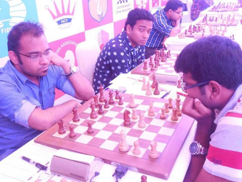 Abhijeet Gupta Beats Lalith Babu to Stay Ahead in Commonwealth Chess
