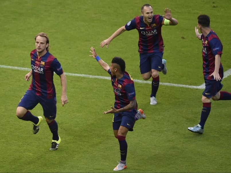Ivan Rakitic Champions League Final