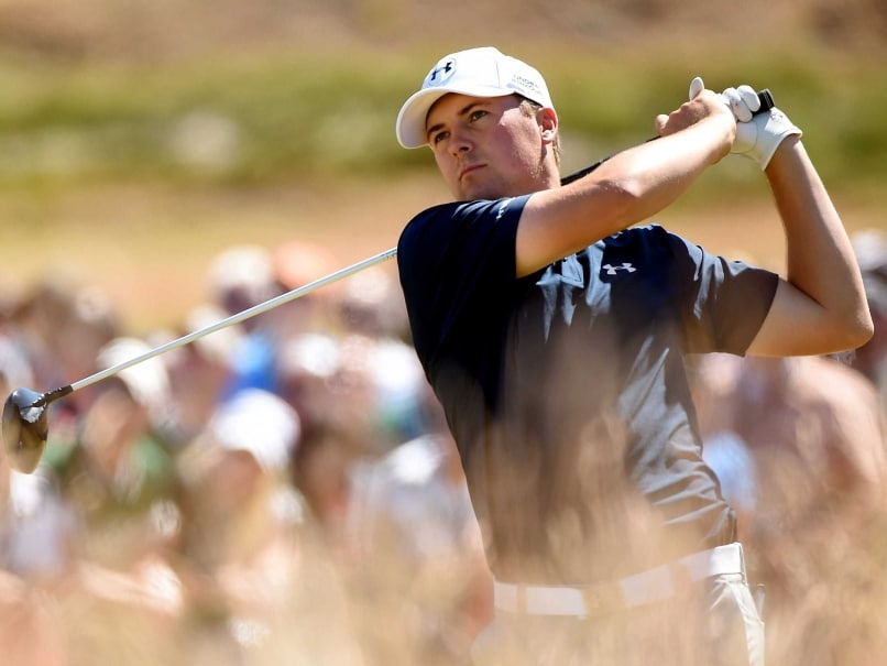 Patrick Reed, Jordan Spieth Share US Open Lead After Second Round