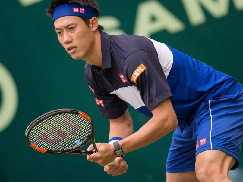 Ivo Karlovic Hits Aces High, Kei Nishikori Into Halle Semis