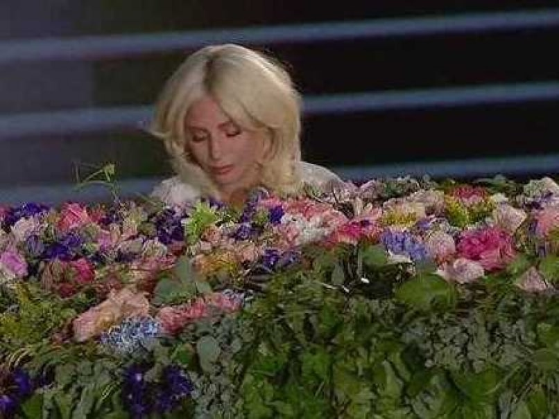 Lady Gaga Lights up European Games, Azeris Jeer Armenians