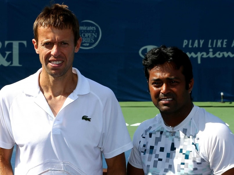 Wimbledon: Leander Paes-Daniel Nestor Enter Men