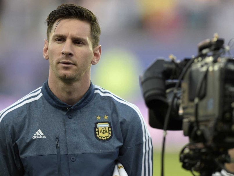 Lionel Messi Fury Awaited as Argentina Prepare for Uruguay