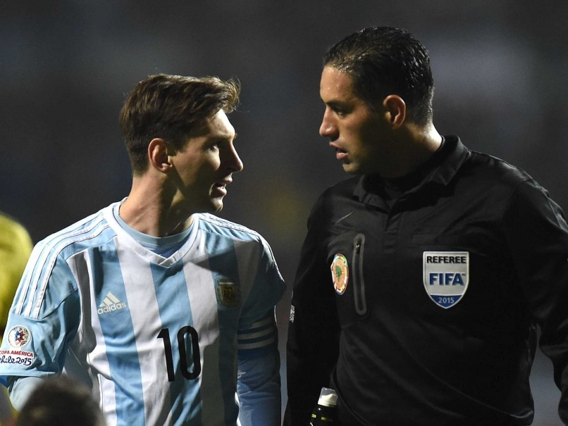 Lionel Messi Fears Ban as Argentina Face Paraguay in Copa America Semifinal
