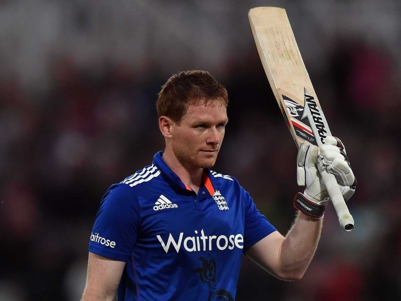 Eoin Morgan, Mark Wood Given England Central Contracts