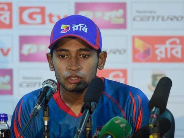 Bangladesh Captain Mushfiqur Rahim Turns Anger Towards Bowlers
