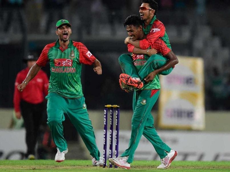 Mustafizur Rahman Shines on Debut as Clinical Bangladesh Beat India in 1st ODI