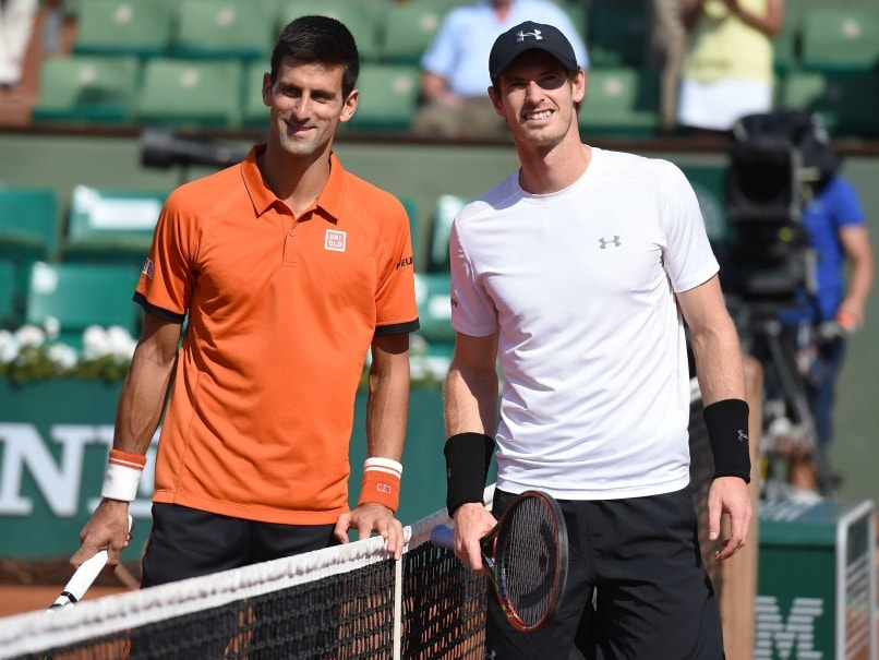 Image result for novak and murray