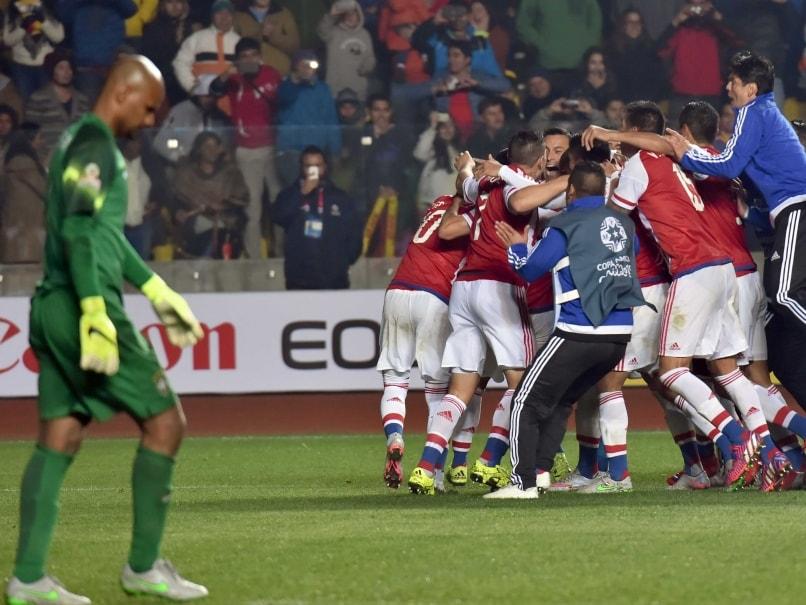 Copa America: Paraguay Stun Brazil to Reach Semis