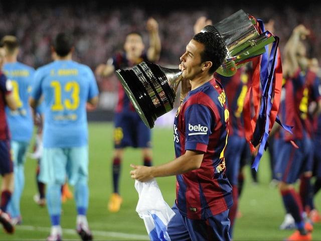 Pedro Rodriguez Extends Barcelona Contract Until 2019