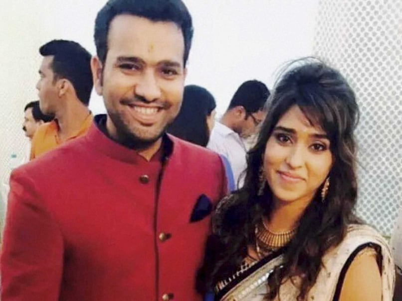 Rohit Sharma Officially Gets Engaged to Ritika Sajdeh in Private Ceremony