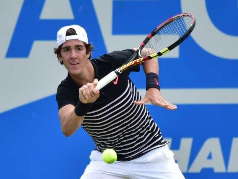 Thanasi Kokkinakis Loses at Queen