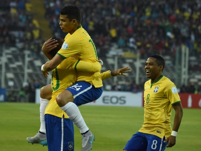 Copa America: Neymar-Less Brazil Beat Venezuela to Advance to Quarters