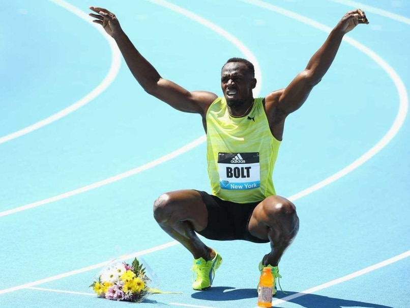 Usain Bolt Will Work on 100 at Jamaican Trials