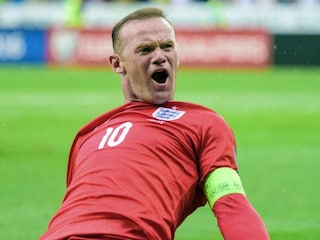 England on a High After Wayne Rooney Overpowers Slovenia