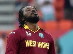 Chris Gayle to Have Back Surgery, Sidelined for Three Months