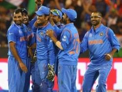 India vs Bangladesh - Highlights: Team Dhoni Cruise Into Semis After Rohit (137), Yadav (4/31) Shine at MCG