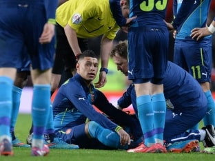 Alex Oxlade-Chamberlain, Jack Wilshere Ruled Out of England Duty