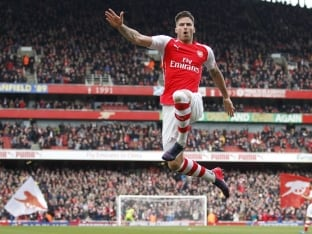 Arsenal Trounce West Ham 3-0 Before European Showdown